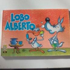 Cómics: LOBO LUPO ALBERTO (GUIDO SILVESTRI) TOMO Nº 2. EDICIONES B 1988. Lote 131017052