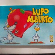Cómics: LOBO LUPO ALBERTO (GUIDO SILVESTRI) TOMO Nº 4. EDICIONES B 1989. Lote 131017076