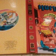 Cómics: SUPER HUMOR Nº60 1ªEDICION JULIO 1989 EDICIONES B. Lote 131030988