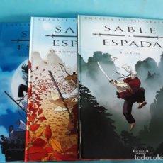 Cómics: SABLE Y ESPADA. CHAUVEL. BOIVIN. ARALDI. Lote 131084760