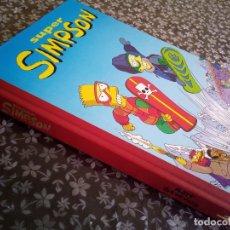 Cómics: SUPER HUMOR SUPER SIMPSON NUMERO 5 EDICIONES B. Lote 131131920