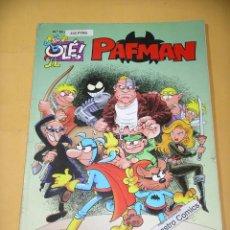 Cómics: PAFMAN, OLE! Nº 16, POR CERA, ED. EDICIONES B, AÑO 1993, MUY DIFICIL!!!, ERCOM. Lote 131135068