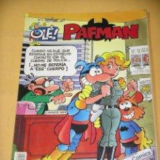 Cómics: PAFMAN, OLE! Nº 3, POR CERA, ED. EDICIONES B, AÑO 1993, MUY DIFICIL!!!, ERCOM. Lote 131135084