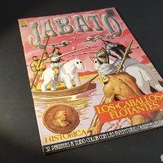 Comics: JABATO 52 EXCELENTE ESTADO EDICION HISTORICA EDICIONES B. Lote 131407055
