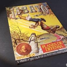 Comics: JABATO 53 EXCELENTE ESTADO EDICION HISTORICA EDICIONES B. Lote 131407131