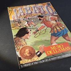 Comics: JABATO 56 EXCELENTE ESTADO EDICION HISTORICA EDICIONES B. Lote 131407246