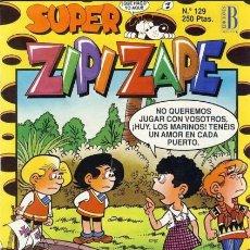 Comics : ZIPI Y ZAPE SUPER- Nº 129 -ANTONIO Y EL PEQUEÑO VAMPIRO-MONTSE-ROQUITA-BUENO-1993-DIFICIL-LEAN-9334. Lote 131748018
