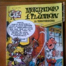 Cómics: MORTADELO Y FILEMON N,7 EDICIONES ,B. Lote 131785570