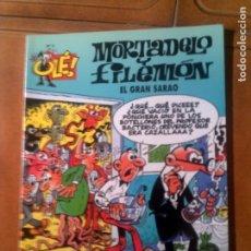 Cómics: MORTADELO Y FILEMON N,5 DE EDICIONES ,B. Lote 131785870
