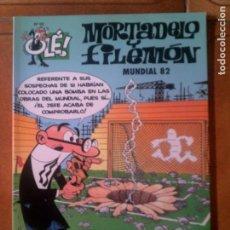 Cómics: MORTADELO Y FILEMON NUMERO 62 EDICIONES ,B. Lote 131786350