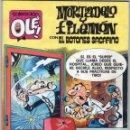 Cómics: MORTADELO Y FILEMÓN - COLECCIÓN OLÉ Nº 194 M.260 - F. IBAÑEZ - EDICIONES B - AÑO 1992.. Lote 132012122