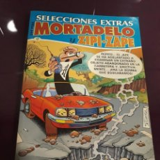 Cómics: MORTADELO Y ZIPI ZAPE - Nº 9 - SELECCIONES EXTRAS-EDICIONES B. Lote 132188122