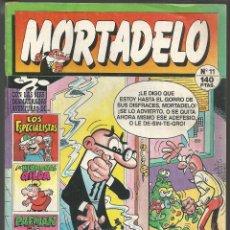 Cómics: MORTADELO Nº 11 - EDICIONES, B - 1987. Lote 132602022