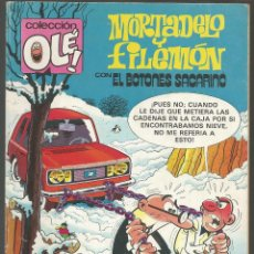 Cómics: OLÉ - MORTADELO Y FILEMON Nº 238 - EDICIONES B. Lote 132603462