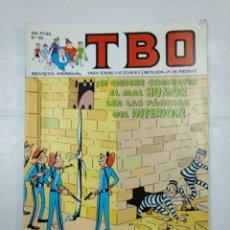 Cómics: TBO Nº 85. REVISTA MENSUAL. EDICIONES B. TDKC24. Lote 132720466