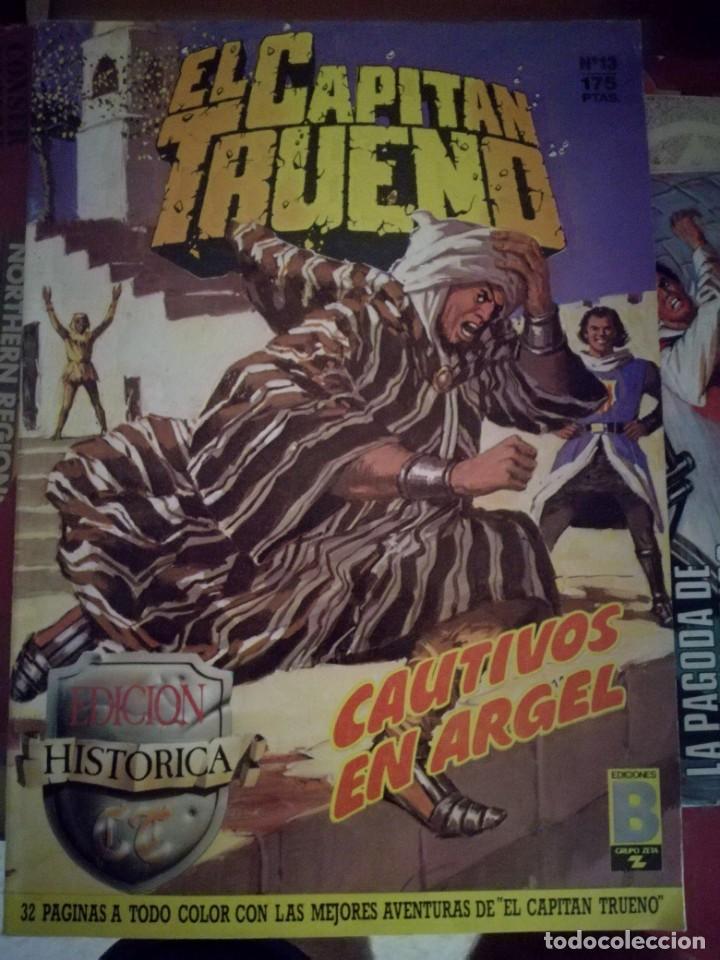EL CAPITAN TRUENO - EDICION HISTORICA. (Tebeos y Comics - Ediciones B - Otros)