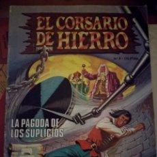Cómics: EL CORSARIO DE HIERRO. - EDICION HISTORICA.. Lote 132937390