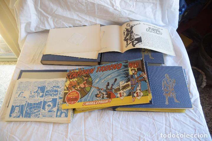 CAPITAN TRUENO FACSIMIL EDICIONES B, (VER DESCRIPCIÓN) (Tebeos y Comics - Ediciones B - Otros)