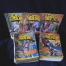Cómics: LOTE DE 89 NÚMEROS DEL CAPITAN TRUENO, EDICION HISTORICA - EDICIONES B. Lote 133338234