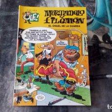 Cómics: MORTADELO Y FILEMÓN - EL ÁNGEL DE LA GUARDA - Nº123 - 2003. Lote 133388390