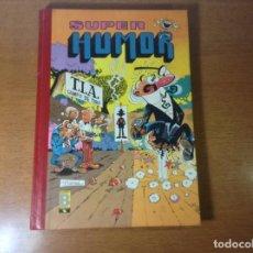 Cómics: SUPER HUMOR,VOLUMEN LI(51),EDITORIAL BRUGUERA,1ª EDICION,NOVIEMBRE DE 1985 CAMPO DE TIRO. Lote 133400582