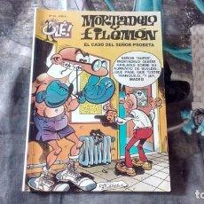Cómics: MORTADELO Y FILEMÓN - EL CASO DEL SEÑOR-PROBETA - Nº35 - 5ª EDICIÓN 2006. Lote 133452846
