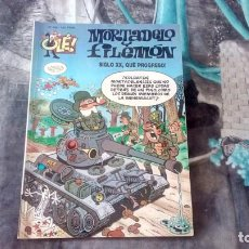 Cómics: MORTADELO Y FILEMÓN - SIGLO XX, QUÉ PROGRESO! - Nº152 - 1ª EDICIÓN 2000. Lote 133455386