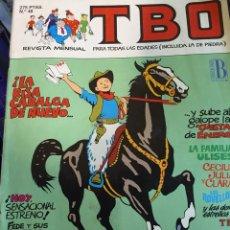 Cómics: TBO NÚMERO 48. Lote 133466590