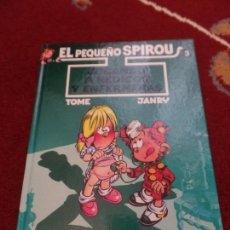 Cómics: EL PEQUEÑO SPIROU 3. Lote 133481530