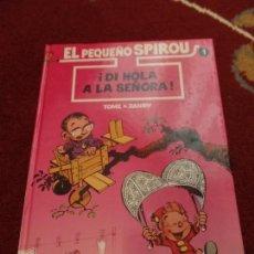 Cómics: EL PEQUEÑO SPIROU 1. Lote 133481618