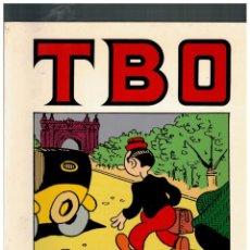 Cómics: TBO 75 AÑOS -CATÁLOGO EXPOSICIÓN 75 AÑOS DE TBO.SALÓN CÓMIC BARCELONA,1992- FICOMIC / ED.B. Lote 133486006