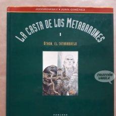 Cómics: LA CASTA DE LOS METABARONES I - OTHON EL TATARABUELO - CO&CO - BUEN ESTADO - JMV. Lote 133554054
