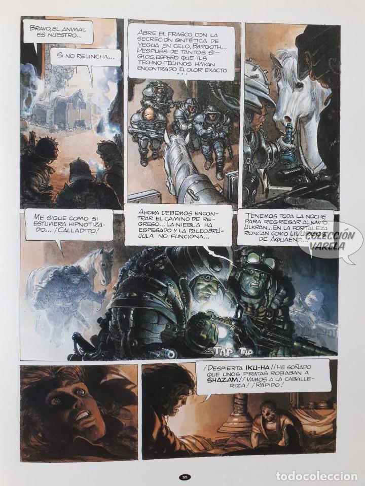 Cómics: La casta de los metabarones I - Nº 1 Othon el tatarabuelo - Co&Co - Buen estado - Foto 2 - 133554054