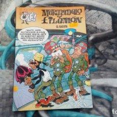 Cómics: MORTADELO Y FILEMÓN - EL RACISTA - Nº79 - 4ª EDICIÓN 2003. Lote 133592742