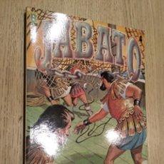 Cómics: JABATO SELECCION Nº 4 MURO DE LLAMAS EDICIONES B Nº 55 1987. Lote 133683914