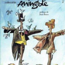 Cómics: RICOS Y POBRES. ANTONIO MINGOTE.. Lote 133714930