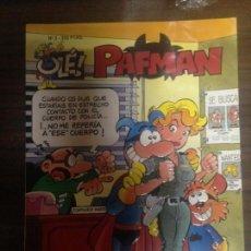 Cómics: COMIC TBO PAFMAN OLE NUMERO 3. Lote 133739074