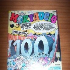 Cómics: MORTADELO - NÚMERO 10 - CONTIENE CUADERNILLO - AÑO 1989 - PERFECTO ESTADO. Lote 133746818