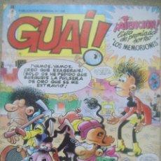 Cómics: GUAI! 37 AL 50...Y MÁS!. Lote 133777422