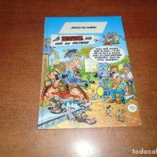 Cómics: MAGOS DEL HUMOR. LA HISTORIA ESA VISTA POR HILLIWOOD. ED. B 1998. Lote 133848266