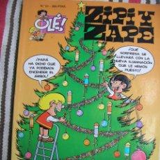 Cómics: ZIPI Y ZAPE Nº 51: VA DE INVENTOS 1ª EDICION PORTADA EN RELIEVE; . Lote 133990718