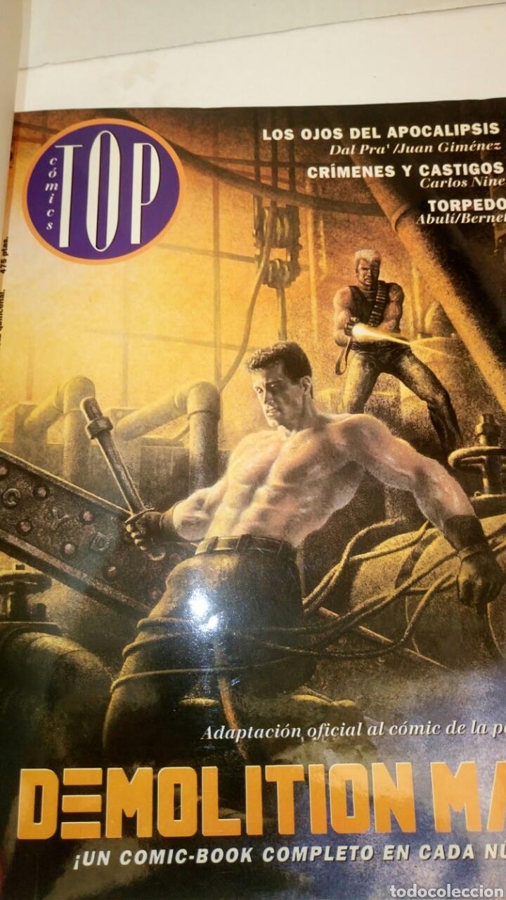 Cómics: Top Cómics, Vol. 1, de Ediciones B, contiene 1, 2 y 3. - Foto 2 - 134008241