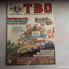 Cómics: TBO Nº 19 - EDITA: EDICIONES B. Lote 134041250