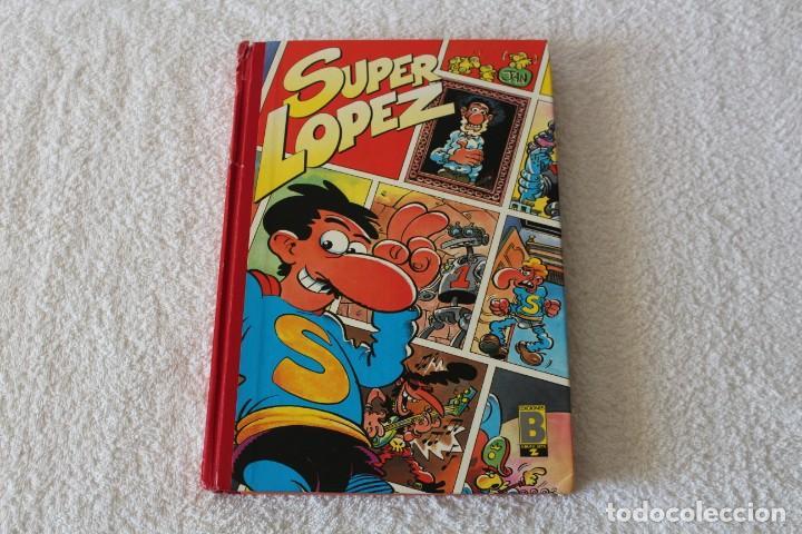 SUPER LOPEZ DE JAN. TOMO 3 - EDICIONES B PRIMERA EDICION 1989 (Tebeos y Comics - Ediciones B - Humor)