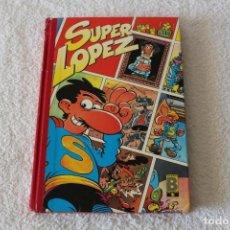 Comics - SUPER LOPEZ de JAN. TOMO 3 - EDICIONES B PRIMERA EDICION 1989 - 134223490
