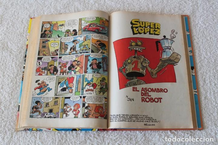 Cómics: SUPER LOPEZ de JAN. TOMO 3 - EDICIONES B PRIMERA EDICION 1989 - Foto 4 - 134223490