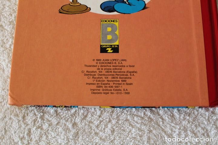 Cómics: SUPER LOPEZ de JAN. TOMO 3 - EDICIONES B PRIMERA EDICION 1989 - Foto 8 - 134223490
