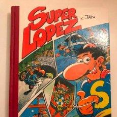 Cómics: SUPER HUMOR SUPER LOPEZ SUPERLOPEZ Nº 4. FORMATO PEQUEÑO. EDICIONES B 1ª EDICION. Lote 143221762