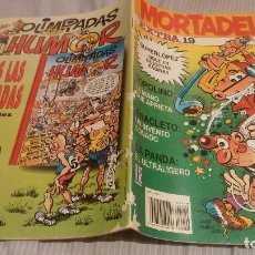 Cómics: MORTADELO - EXTRA Nº 19 - EDICIONES B. Lote 134274074