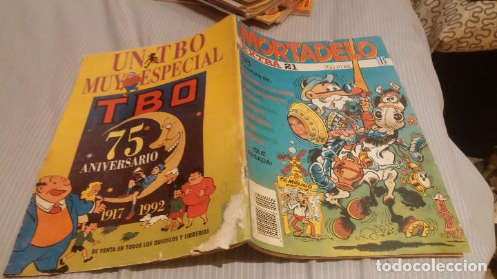 MORTADELO EXTRA 21. EDICIONES B. (Tebeos y Comics - Ediciones B - Clásicos Españoles)
